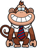 Cartoon Monkey Tie Stock Photos