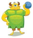 Cartoon monster Royalty Free Stock Image