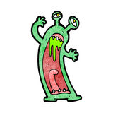 Cartoon monster Stock Images