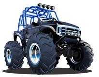 Free Cartoon Monster Truck Stock Photos - 42142233