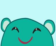 Cartoon monsters royalty free illustration