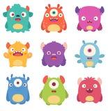 Cartoon Monsters Royalty Free Stock Image