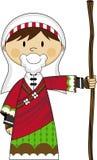 Cartoon Moses Character Royalty Free Stock Photos