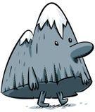 Cartoon Mountain Royalty Free Stock Image
