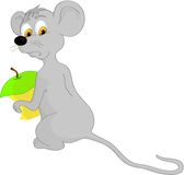 Cartoon mouse Royalty Free Stock Image