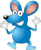 Cartoon mouse Stock Photo