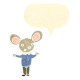 Cartoon mouse Stock Photos