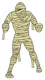Cartoon Mummy Stock Image