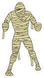 Cartoon Mummy Stock Image