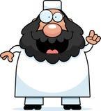Cartoon Muslim Idea Stock Images