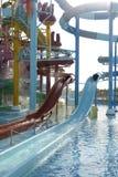 Cartoon Network Amazone Water Park. New recreation in Pattaya Stock Images