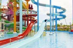Cartoon Network Amazone Water Park. New recreation in Pattaya Royalty Free Stock Photos