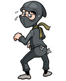 Cartoon Ninja Royalty Free Stock Photos