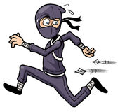 Cartoon Ninja Stock Photos