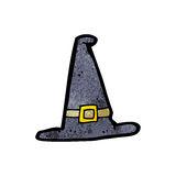 Cartoon pilgrim hat Royalty Free Stock Photography