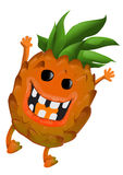 Cartoon Pineapple Stock Images
