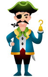 Cartoon Pirate Stock Photos