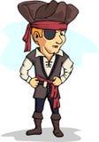 Cartoon pirate Royalty Free Stock Photo