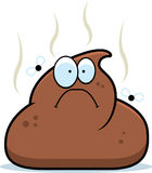 Cartoon Poop Royalty Free Stock Photography