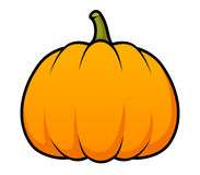 Cartoon Pumpkin Royalty Free Stock Images