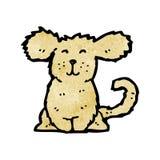 Cartoon puppy Stock Photos