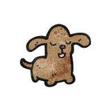 Cartoon puppy Royalty Free Stock Photo