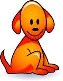Cartoon puppy dog Stock Photos