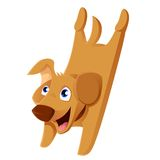 Cartoon Puppy Stock Photo