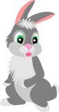 Cartoon rabbit Royalty Free Stock Photo