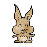 Cartoon rabbit Royalty Free Stock Image