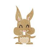 Cartoon rabbit Royalty Free Stock Photography