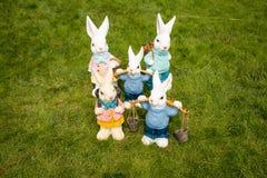 Cartoon rabbit Royalty Free Stock Photos