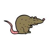 cartoon rat Royalty Free Stock Photos