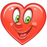 Heart Emoticons Smiley Emoji Royalty Free Stock Image
