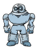 Cartoon robot Royalty Free Stock Photo
