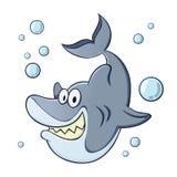 Cartoon Shark Royalty Free Stock Photography