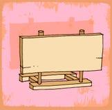 Cartoon sign illustration , vector icon. Stock Photo
