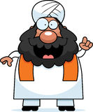 Cartoon Sikh Idea Royalty Free Stock Images