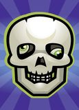 Cartoon Skull Stock Photos