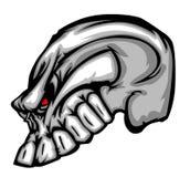 Cartoon Skull Image Vector Royalty Free Stock Images