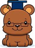 Cartoon Smiling Teacher Bear Stock Image