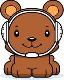 Cartoon Smiling Wrestler Bear Royalty Free Stock Photo
