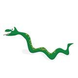 Cartoon snake Royalty Free Stock Photography