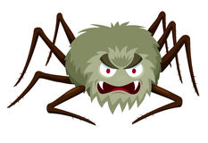 Cartoon Spider Royalty Free Stock Photography