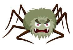 Cartoon Spider Royalty Free Stock Photography