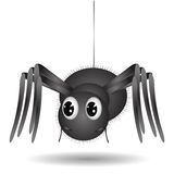 Cartoon Spider Stock Photography