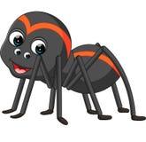 Cartoon spider tarantula. Illustration of spider tarantula Cartoon Royalty Free Stock Photography