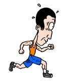 Cartoon sport Royalty Free Stock Photography