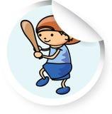 Cartoon sport icon,vector Stock Photo