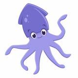 Cartoon Squid Stock Illustrations – 3,494 Cartoon Squid ...